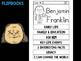 FLIPBOOKS Bundle : Benjamin Franklin Flip book