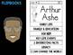 FLIPBOOKS Bundle : Arthur Ashe - Black History