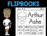 FLIPBOOKS Bundle : Arthur Ashe - Black History