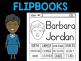 FLIPBOOKS Bundle : Barbara Jordan - Black History