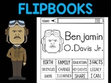 FLIPBOOKS Bundle : Benjamin O. Davis Jr.  - Black History