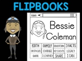 FLIPBOOKS Bundle : Bessie Coleman - Black History