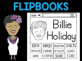 FLIPBOOKS Bundle : Billie Holiday - Black History
