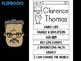 FLIPBOOKS Bundle : Clarence Thomas