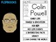 FLIPBOOKS Bundle : Colin Powell - Black History