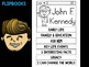 FLIPBOOKS Bundle : John F. Kennedy