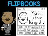 FLIPBOOKS Bundle : Martin Luther King Jr., MLK, Black History