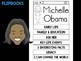 FLIPBOOKS Bundle : Michelle Obama - Black History