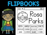 FLIPBOOKS Bundle : Rosa Parks