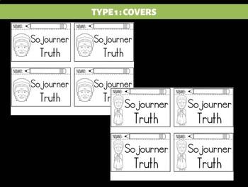 FLIPBOOKS Bundle : Sojourner Truth - Black History