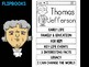 FLIPBOOKS Bundle : Thomas Jefferson