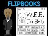 FLIPBOOKS Bundle : W.E.B. Du Bois - Black History