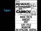 FLIPBOOKS : Caribou -  Polar Animals : Research, Writing, and Vocabulary
