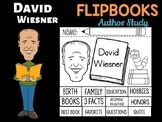FLIPBOOKS Set : David Wiesner - Author Study and Research
