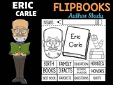 FLIPBOOKS Bundle : Eric Carle - Author Study and Research