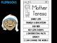 FLIPBOOKS Bundle : Flip book - Mother Teresa