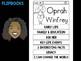 FLIPBOOKS Bundle : Flip book - Oprah Winfrey