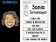 FLIPBOOKS Bundle : Flip book - Sonia Sotomayor