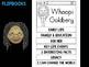 FLIPBOOKS : Flip book - Whoopi Goldberg