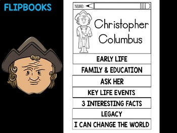FLIPBOOKS : Flipbook - Christopher Columbus