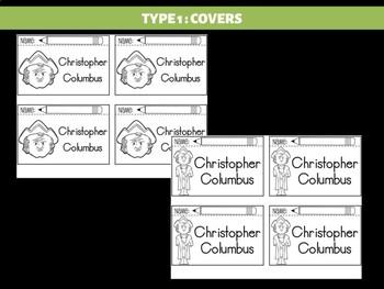FLIPBOOKS Bundle : Flipbook - Christopher Columbus