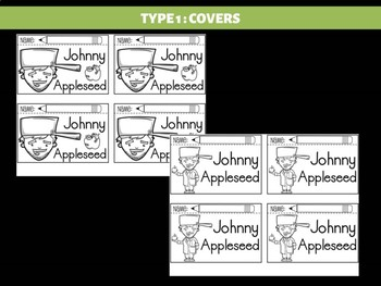 FLIPBOOKS Bundle : Flipbook - Johnny Appleseed