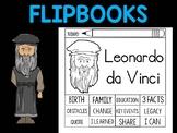 FLIPBOOKS Bundle : Flipbook -  Leonardo da Vinci