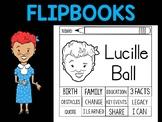 FLIPBOOKS Bundle : Flipbook - Lucille Ball, I Love Lucy