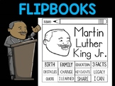 FLIPBOOKS Bundle : Flipbook -  Martin Luther King Jr. , MLK