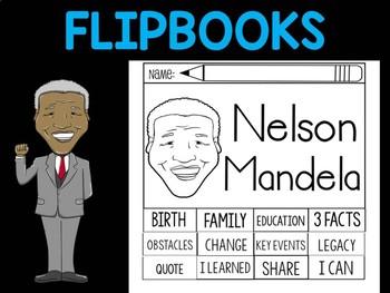 FLIPBOOKS : Flipbook -  Nelson Mandela