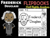 FLIPBOOKS  Bundle : Frederick Douglass - Civil Rights Heroes