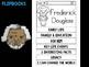 FLIPBOOKS Bundle : Frederick Douglass Flip book, Black History