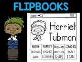 FLIPBOOKS Bundle : Harriet Tubman Flip book