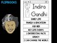 FLIPBOOKS : Indira Gandhi - Flip book