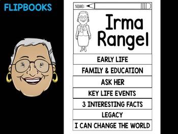 FLIPBOOKS Bundle : Irma Rangel - Flip book