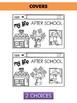 FLIPBOOKS : Little Writers : My Life After School
