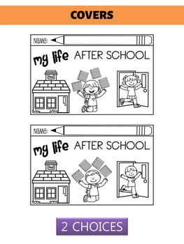 FLIPBOOKS : Little Writers : My Life After School