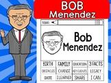 FLIPBOOKS SET : Bob Menendez - Latino & Hispanic Heritage