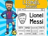 FLIPBOOKS SET : Lionel Messi  - Latino & Hispanic Heritage