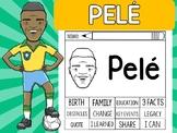 FLIPBOOKS SET : Pele - Latino & Hispanic Heritage