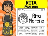 FLIPBOOKS SET : Rita Moreno - Latino & Hispanic Heritage