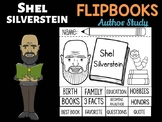 FLIPBOOKS Bundle : Shel Silverstein- Author Study and Research