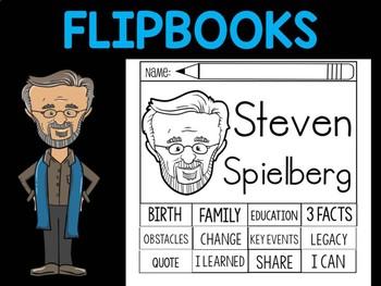 FLIPBOOKS Bundle : Steven Spielberg - Flip book
