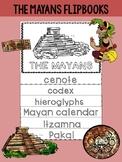 FLIPBOOKS : The Mayans /  Maya Empire