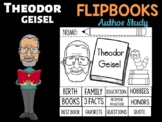 FLIPBOOKS Bundle : Theodor Geisel, Dr. Seuss - Author Study and Research