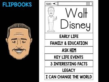 FLIPBOOKS Bundle : Walt Disney - Flip book