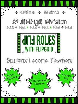 FLIPGRID Multi-Digit Division