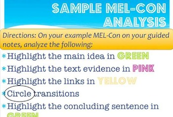 FLIPPED CLASSROOM: Reading Response/MEL-Con Introduction Video