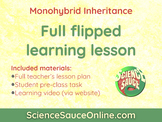 FLIPPED LEARNING: Monohybrid Inheritance