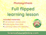 FLIPPED LEARNING: Photosynthesis